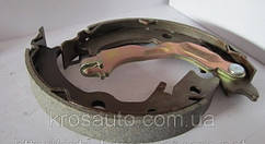 Колодки ручного тормоза Lacetti / Лачетти, 96496764