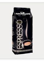 """Зерновой кофе """"GRANDOS"""" Эспрессо 250 г в упаковке"""