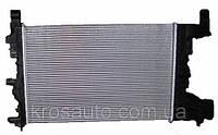 Радиатор основной Cruze / Круз 1.6 МКПП, 13267650