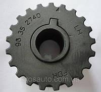 Звездочка коленвала Ланос 1,6/ AV/ LAC/ NUB/ TAC мален GM,  96352740