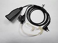 Гарнитура 2-х проводная скрытого ношения для радиостанций Motorola / Hytera / Zastone