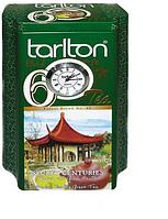 Зеленый чай Часы Секрет столетий от Тарлтон в жестяной банке 200 г