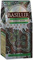 Чай Белая луна от Basilur в картонной упаковке 100 г