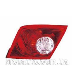 Фонарь задний правый внутренний Lacetti HB / Лачетти 96551217