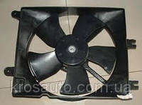 Вентилятор радиатора дополнительный Lacetti / Лачетти, 96553241