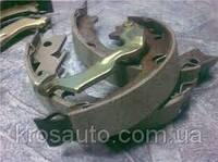 Тормозные колодки ручника Lacetti / Лачетти, 96496764