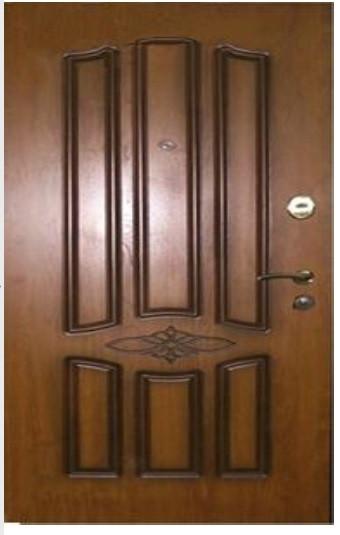 Входная дверь со склада