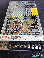 Блок Питания Mean Well LRS-200-24, фото 1