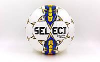 Мяч футбольный. М'яч футбольний. №5 CORD ST BRILLANT SUPER (№5, 5 сл., сшит вручную)
