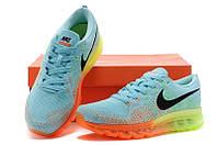 Женские кроссовки Nike air max flyknit