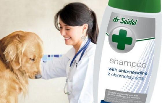 Лечебные шампуни для кошек и собак