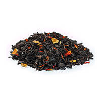 """Черный чай Красный апельсин от """"Gutenberg"""""""