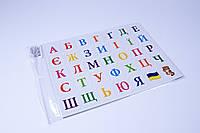 """Набор развивающий """"Украинский алфавит""""магнитный,EVA, №025, товары для творчества, фото 1"""