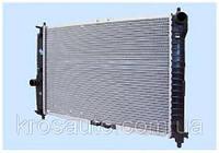 Радиатор основной 1.6 МКПП 600x414x16 Aveo / Авео, 96817344