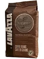 Кофе в зернах LavAzza Tierra 1кг в упаковке
