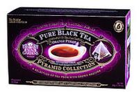 Черный чай в пирамидках OPА от Сан Гарденс