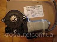 Мотор стеклоподъемника передний левый Aveo / Авео, 96652141