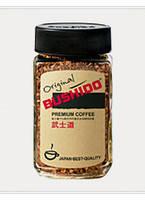 Растворимый кофе BUSHIDO ORIGINAL Смесь Buenaventura 100 г в упаковке