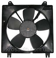 Вентилятор радиатора в сборе основной Nubira 1.8 / Нубира, 96553242