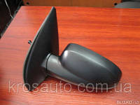 Зеркало боковое левое механическое AVEO I-II T-200 / Авео 96543116