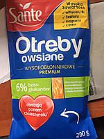 ОТРУБИ ОВСЯНЫЕ SANTE OTREBY OWSIANE (200 Г) (ПОЛЬША)