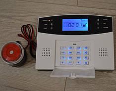 GSM сигнализация G2B