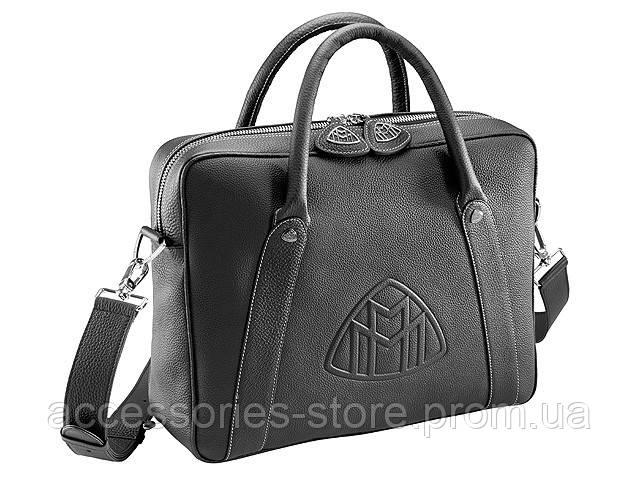 Деловая сумка Mercedes-Maybach Business Leather Bag, Unisex