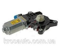 Мотор склопідіймача задній лівий Авео / Aveo, 96541799