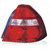 Фонарь задний правый Aveo / Авео 3 sedan T-250, 96650615
