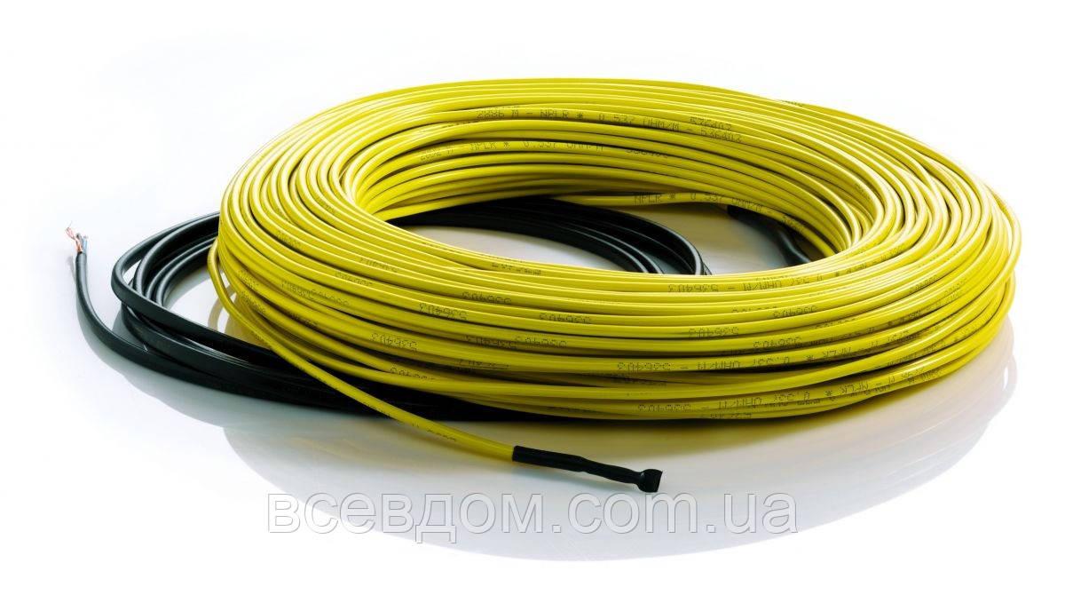Двухжильный нагревательный кабель Veria Flexicable 20 80 метров 189B2014