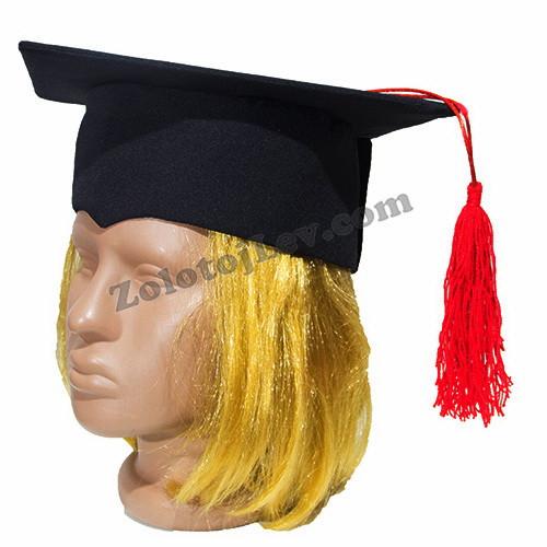 Квадратная академическая шапка