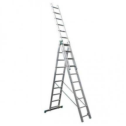 Универсальная лестница Itoss 7609, фото 2