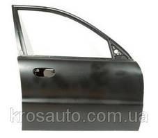 Двері передня права чорна грунтована Lanos / Ланос, tf69y0-6100837-01