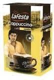 Капучино ванильное La Festa Vanilla 10 пакетиков по 12,5 грамм