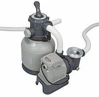 Песочный насос-фильтр Intex 28646 Sand Filter Pump 6000 л/ч
