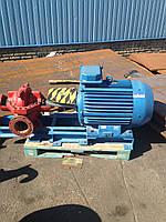 Двигатель для перекачки воды мощность 90 квт