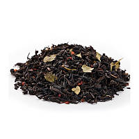"""Черный чай Малина со сливками от """"Gutenberg"""""""