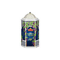 Черный чай Цветущий Виноград от Ристон 100 г в жестяной банке