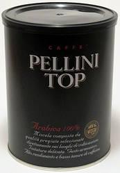 Молотый кофе Pellini Top 250г в упаковке