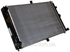 Радиатор кондиционера Lanos / Ланос с бачком (Luzar), 96296752