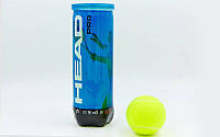 Мяч для большего тенниса HEAD PRO CAN. М'яч для великого тенісу