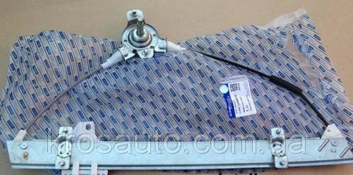 Рамка стеклоподъемника передняя правая Lanos / Ланос (шестерня), 96304040