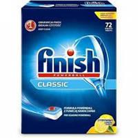 Таблетки Finish powerball Classic Lemon для посудомоечной машины 72 шт