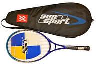 Ракетка для большого тенниса. Ракетка для великого тенісу