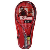 Набор для большего тенниса WILS ROGER FEDERER. Набір для тенісу.