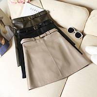 Короткая юбка в трех цветах, фото 1