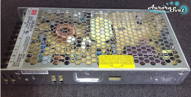 Блок питания IP20 200W 24V