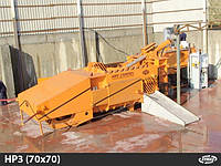 Пресс-подборщик для металлолома Aymas HP3 (70х70)