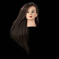 Учебный манекен Mary 70-75см, брюнетка, 100% натуральный азиатский волос