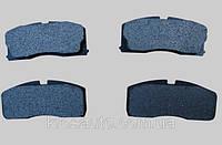 Колодки тормозные передние c ABS CK Geely / Джили, 3501190005
